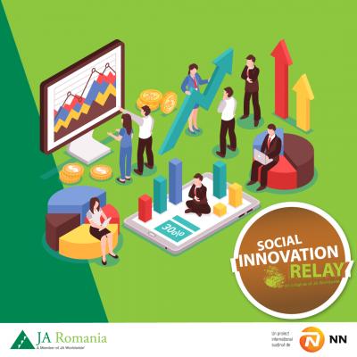 Susținere pentru echipele de liceeni cu idei antreprenoriale de impact în societate