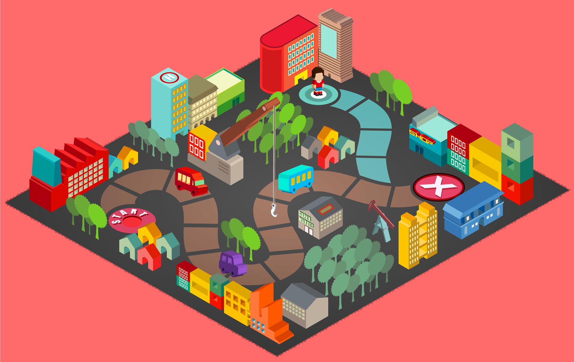 Proiectul care te învață cum să creezi jocuri de masă și de simulare pe teme de mediu