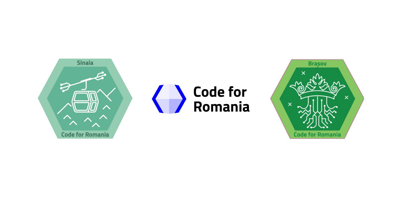 Sinaia și Brașov se alătură Code for Romania pentru a schimba felul în care este digitalizată administrația publică