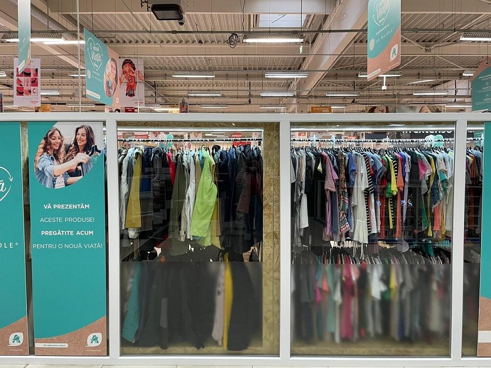 Se extinde în Târgu Mureș proiectul de economie circulară a hainelor