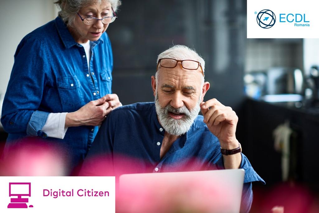 Digitalizarea nu trebuie să lase pe nimeni în urmă! Primul program Digital Citizen de educaţie digitală a vârstinicilor