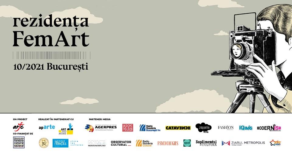 ARFC lansează ediția a patra a Rezidenței FemArt pentru femeile cineast