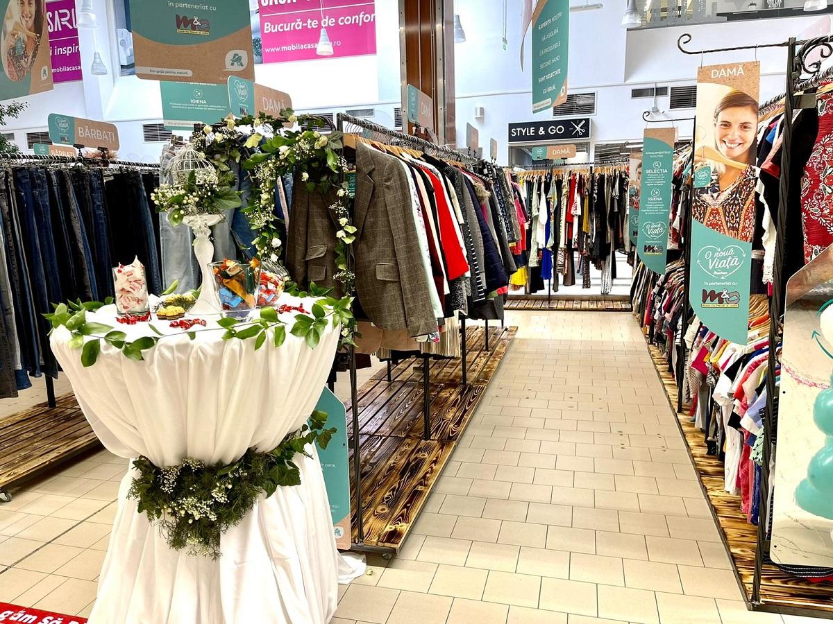 Al treilea shop in shop O nouă viață by Auchan, inaugurat la Timișoara