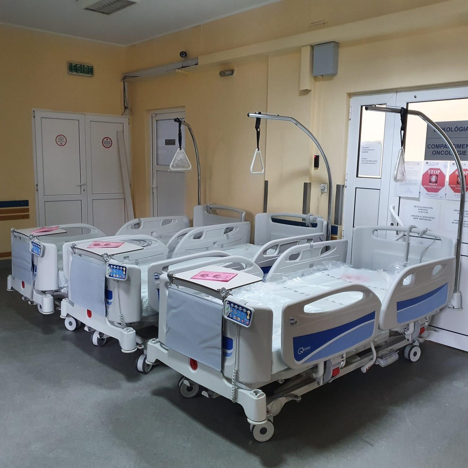 Donație de peste 1 milion de Euro pentru echipamente medicale, de la începutul pandemiei Covid-19