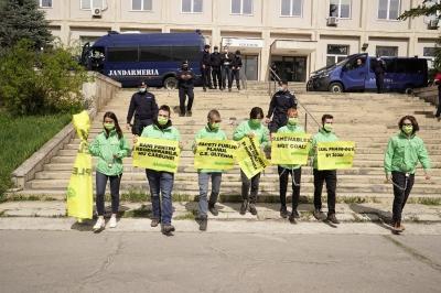 Greenpeace: Planul de restructurare al CEO este incompatibil cu reglementările europene