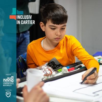 """Fundația Comunitară București lansează """"Inclusiv în cartier"""", programul care crește comunitățile de cartier"""