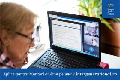 Ziua Europeană a Solidarității între generații sărbătorită în fiecare an pe 29 aprilie Seniorii sunt chemați să susțină sesiuni educaționale online pentru copiii din Centrele Generații