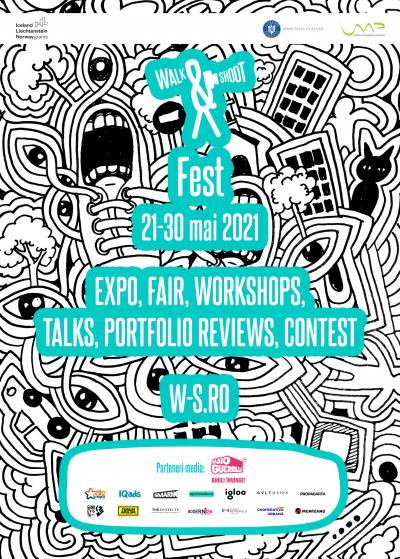 Walk & Shoot – festivalul de fotografie revine între 21-30 mai cu cea de-a doua ediție: 9 ateliere foto,  10 conferințe online, o expoziție și un târg de fotografie