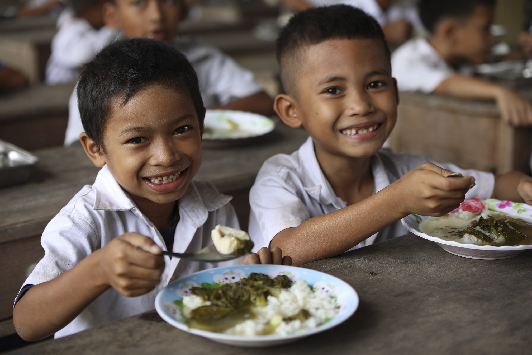 Românii au donat valoarea a peste 125.000 de porții de mâncare