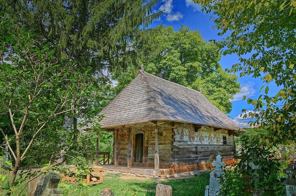 Biserica de lemn din satul Urși, județul Vâlcea (România) printre câștigătorii Premiilor Europene pentru Patrimoniu / Premiilor Europa Nostra 2021