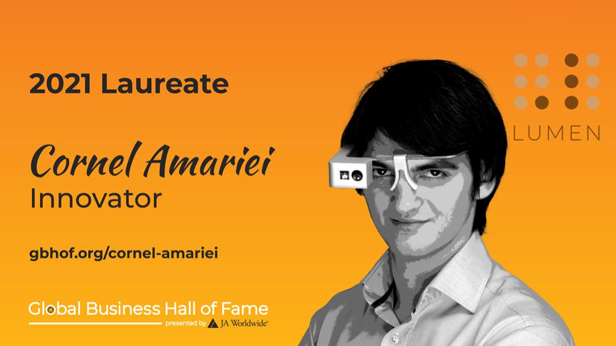 Un român laureat la Global Business Hall of Fame 2021