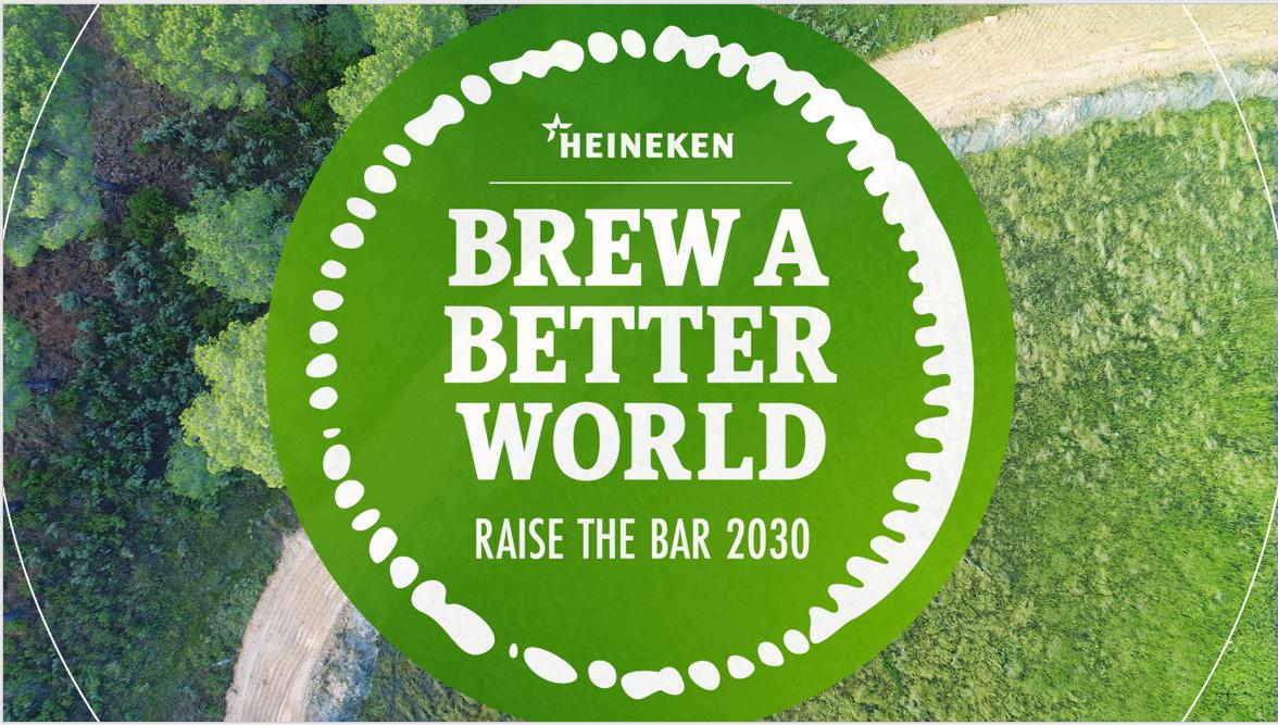 """Compania HEINEKEN a lansat noile ambiții, pentru 2030, din strategia globală de sustenabilitate """"2030 Brew a Better World"""""""