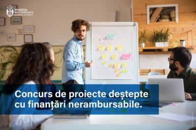 Sectorul 2 are nevoie de idei deștepte care devin proiecte capabile să lase ceva durabil în urma lor
