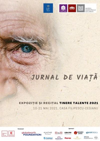 Jurnal de viață, expoziție de arte vizuale și recitaluri de muzică clasică  prezentate în mod inedit de bursierii Tinere Talente