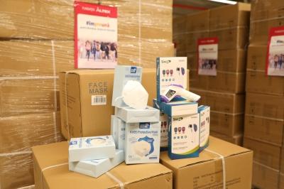 Fundația ALTEX continuă să sprijine educația din România, cuantumul donațiilor în echipamente de protecție ridicată a ajuns la peste 2 milioane de euro