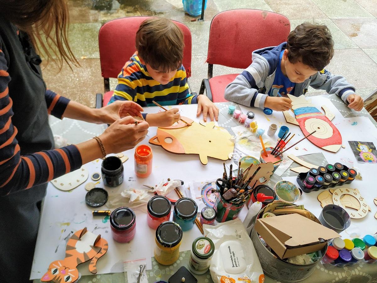 Pe 3 și 4 iulie, Grădina cu Artiști se întoarce în Parcul Grădina Icoanei