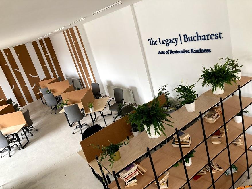 Se deschide The Legacy | Bucharest, primul spațiu de lucru dedicat antreprenoriatului etic din București