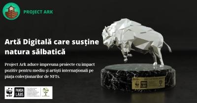 WWF Panda Labs lansează primele NFT-uri pentru natură, din România