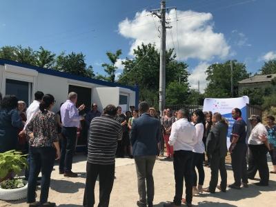 Locuitorii din comunele Ciucurova, Hamcearca (jud. Tulcea) și Polovragi (jud. Gorj) beneficiază de servicii integrate în cele trei centre comunitare