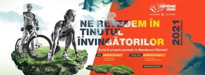Start înscrieri pentru Maratonul Olteniei 2021