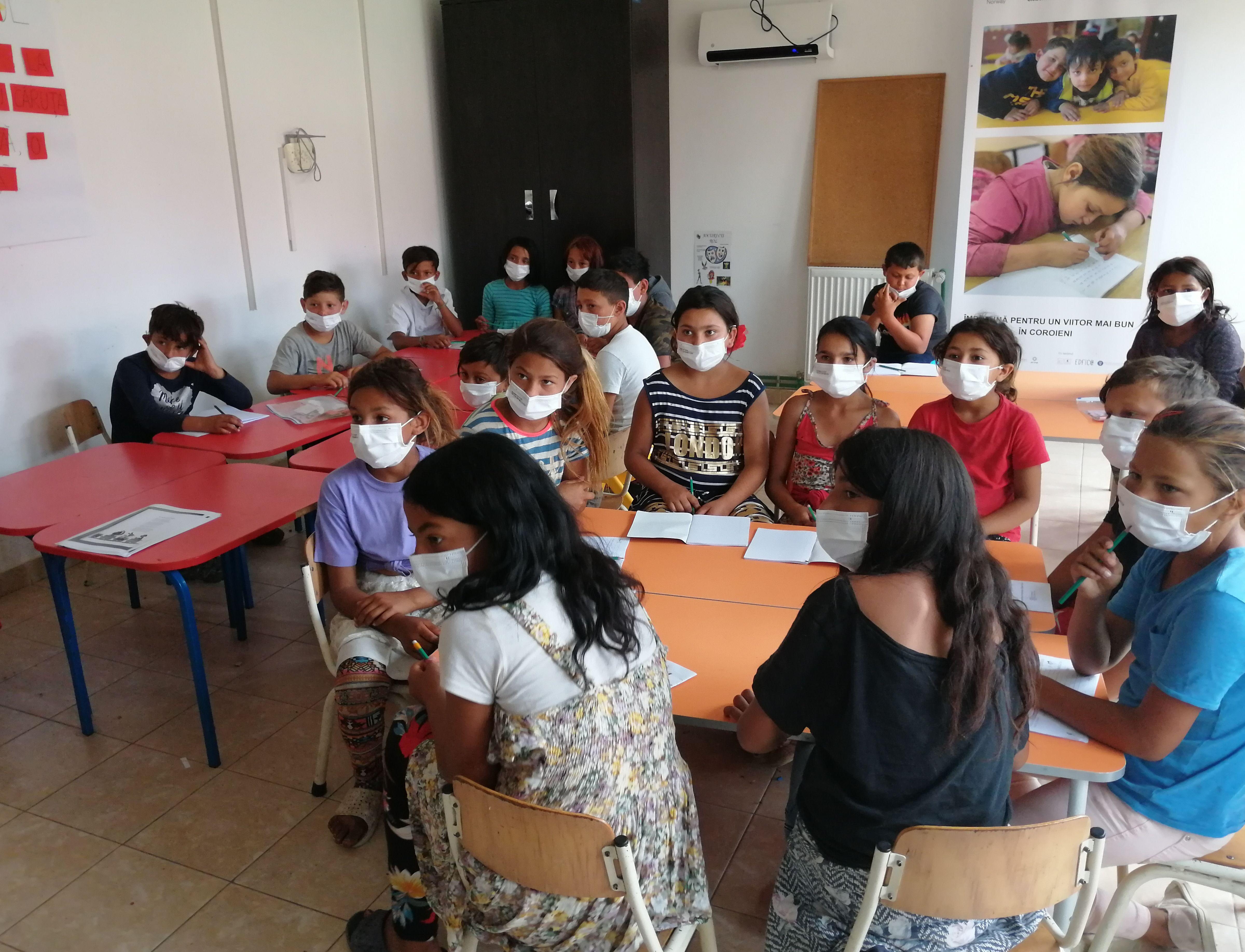 ABC în educație și sănătate la Ponorâta Accelerator de literație și dezvoltare personală, cursuri de îngrijire copil și alăptare