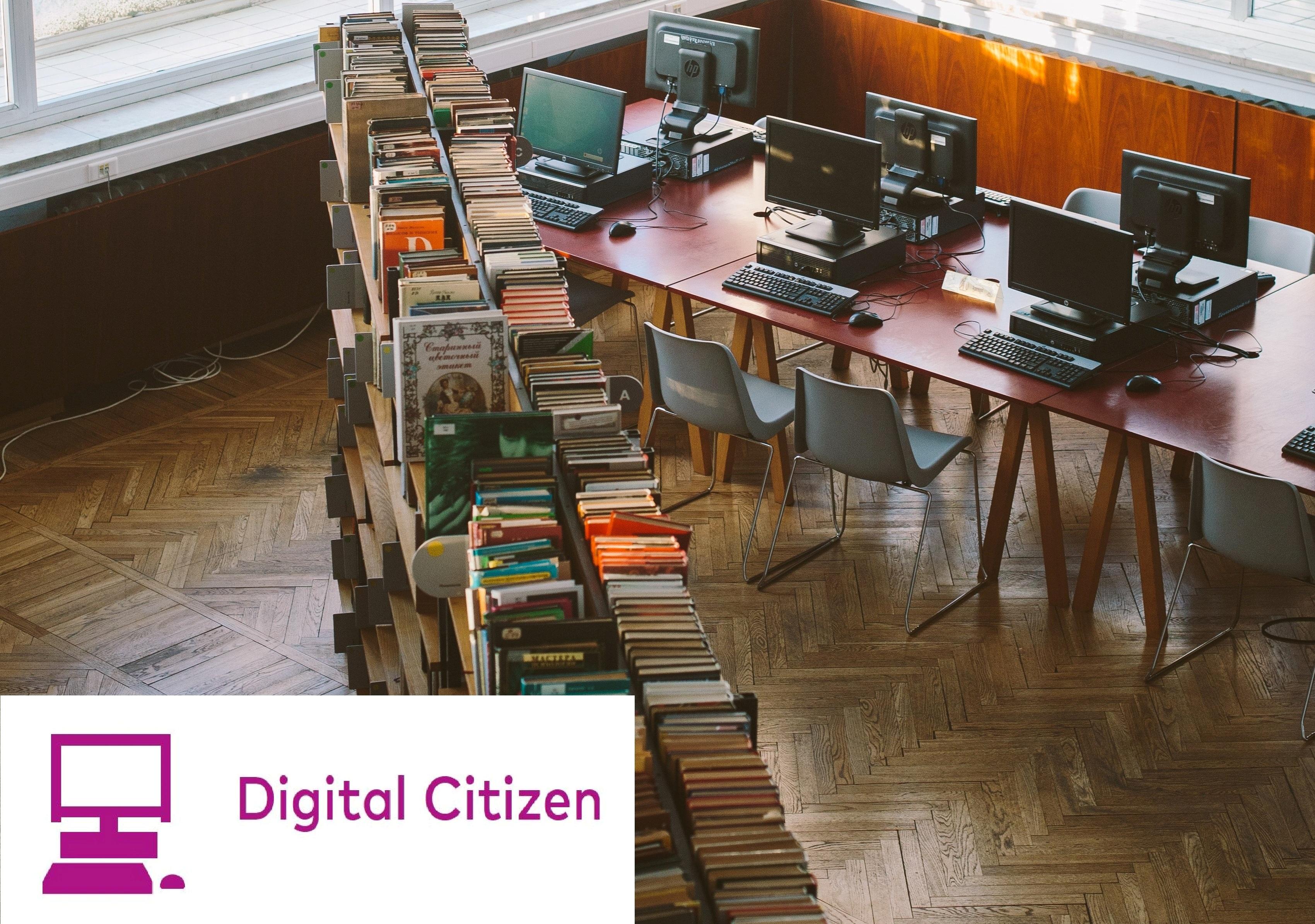 Bibliotecarii devin facilitatori de competenţe IT pentru comunitate Primele 10 biblioteci Centre ECDL Digital Citizen