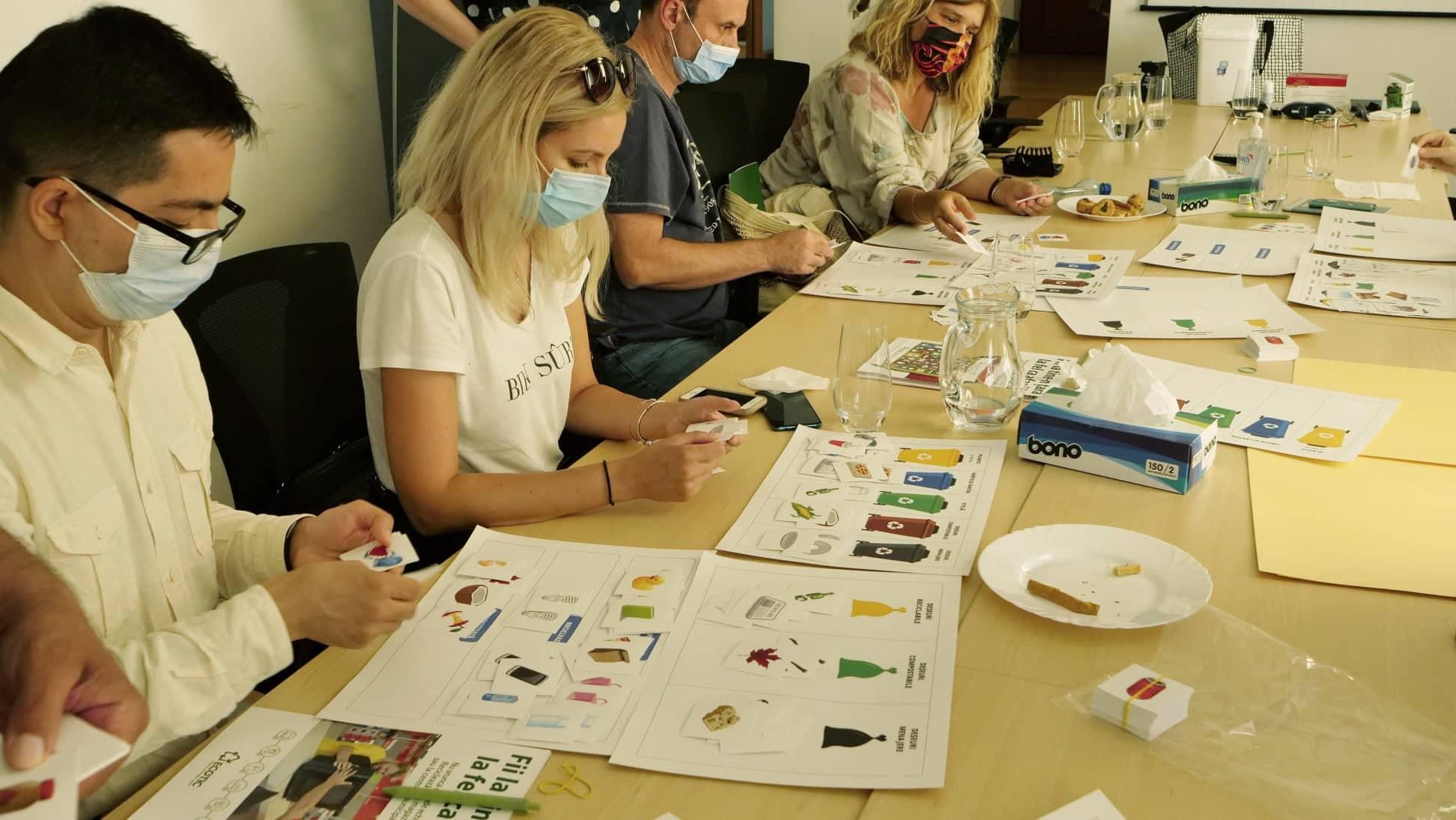Ministerul Mediului, Apelor și Pădurilor (MMAP) a găzduit o serie de workshop-uri despre sustenabilitate destinate jurnaliștilor