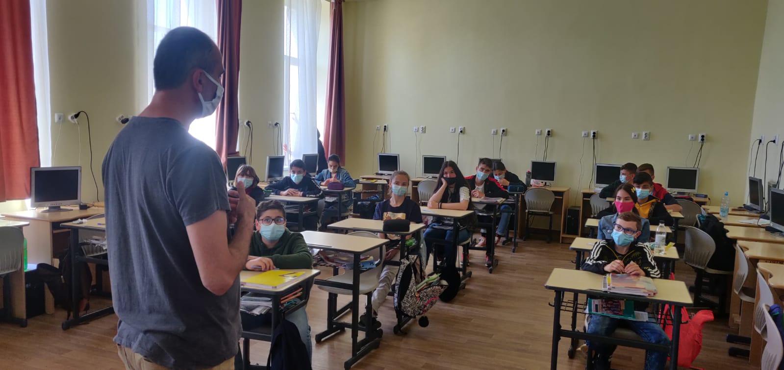 """Elevii din Sălaj se pregătesc să devină """"Profesioniştii viitorului"""""""