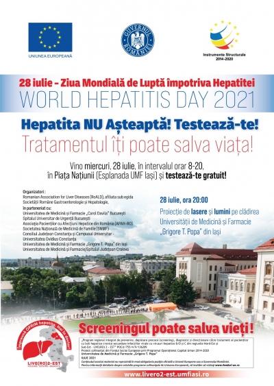 Ziua Mondială a Hepatitei
