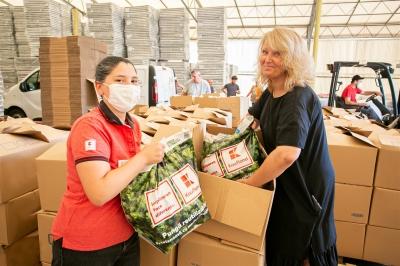 Kaufland România vine în ajutorul persoanelor afectate de inundații din județul Alba