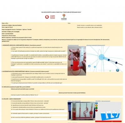 """""""Investigăm și înțelegem fizica"""", o nouă platformă de conținut interactiv pentru elevi și profesori"""