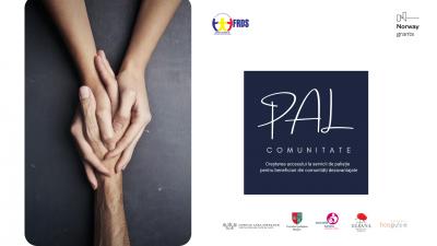 PALcomunitate  -  mai aproape de pacienții cu boli grave din comunitățile dezavantajate