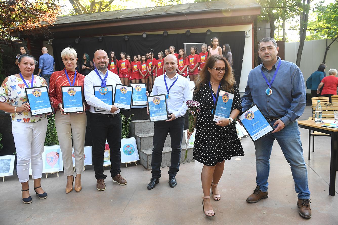 Premieră în România: S-a lansat prima certificare pentru Siguranța copiilor în sport!