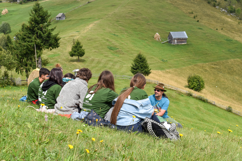110 elevi și profesori au participat la Tabăra de leadership pentru mediu, Eco Provocarea