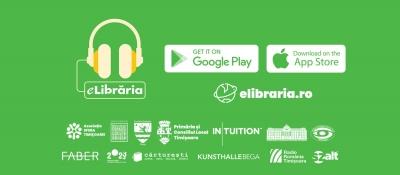 eLibrăria aplicație digitală cu lecții de română și cărți audio pentru elevi