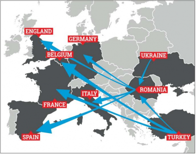 Cea mai silențioasă infracțiune de mediu din Europa față-n față cu nepăsarea autorităților din România