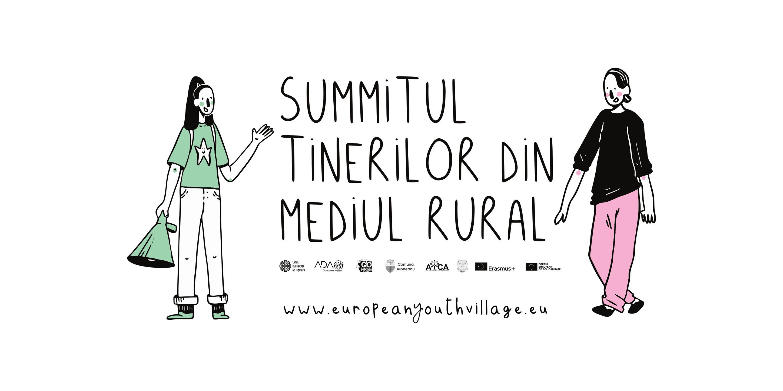 Summitul Tinerilor din Mediul Rural 2021: mobilizare pentru schimbare #înRitmRural