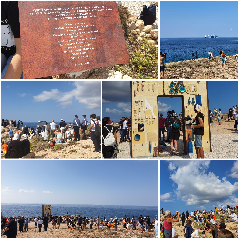 Asociația Novapolis și Primăria Constanța au participat la vizita de lucru privind migrația și provocările Agendei 2030 din Lampedusa, Italia