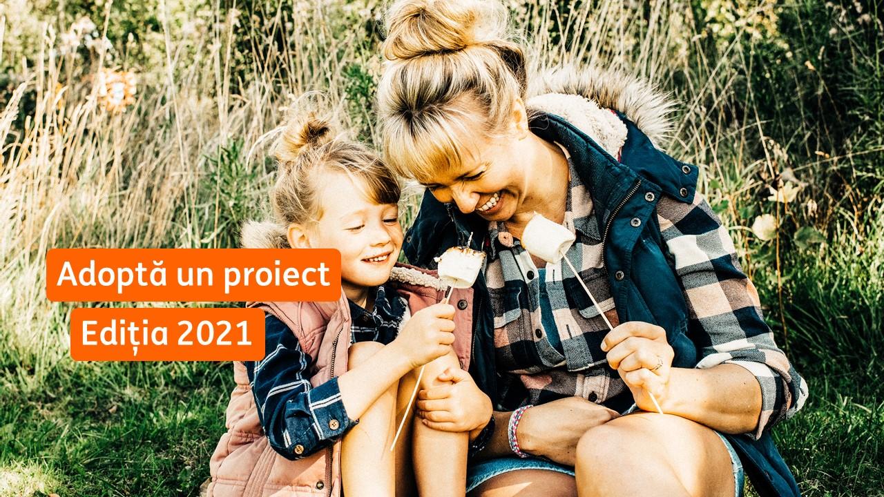 Programul de granturi pentru ONG-uri, Adoptă un proiect, revine alături de voluntarii ING