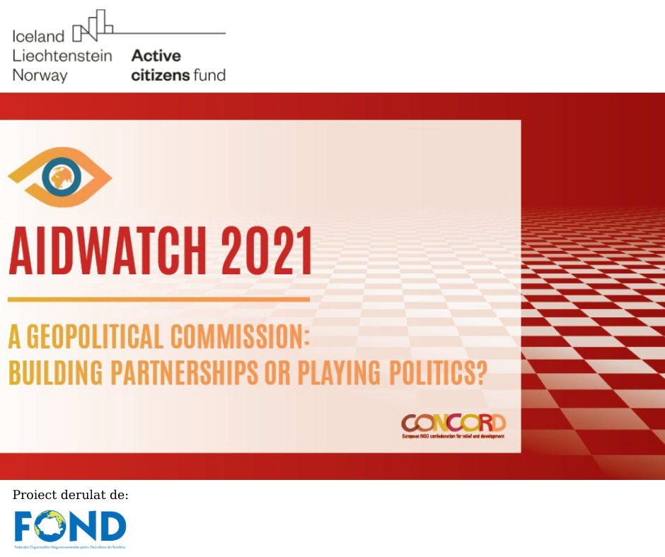 O comisie geopolitică: consolidarea parteneriatelor sau jocul de-a politica?