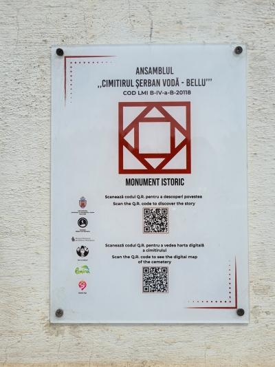 Cimitirul Bellu – Muzeu în aer liber