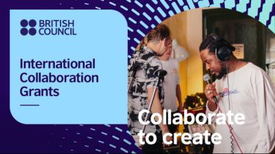 Granturi pentru colaborare internațională de până la 75.000 de lire oferite de British Council organizațiilor din România