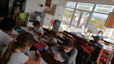 Kaufland România susține cu peste 100.000 euro educația a peste 200 de copii din centrele educaționale coordonate de Fundația Inovații Sociale Regina Maria