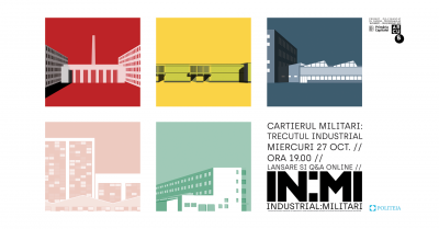 Eveniment: Se lansează publicația despre fabricile din perioada industrială a cartierului Militari