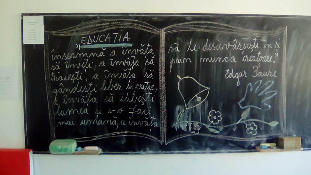 Asociația TOTUL ESTE POSIBIL a celebrat Ziua Mondială a Educației cu școlari de toate vârstele
